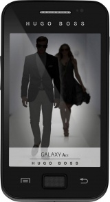 Samsung Galaxy Ace Hugo Boss
